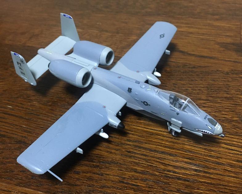 A-10 サンダーボルトⅡ - 軍用飛行機・戦闘機 | MUUSEO