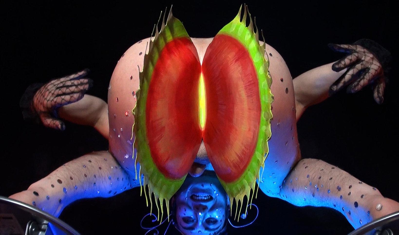 『VENUS ANAL TRAP』  2012年 2m40s video