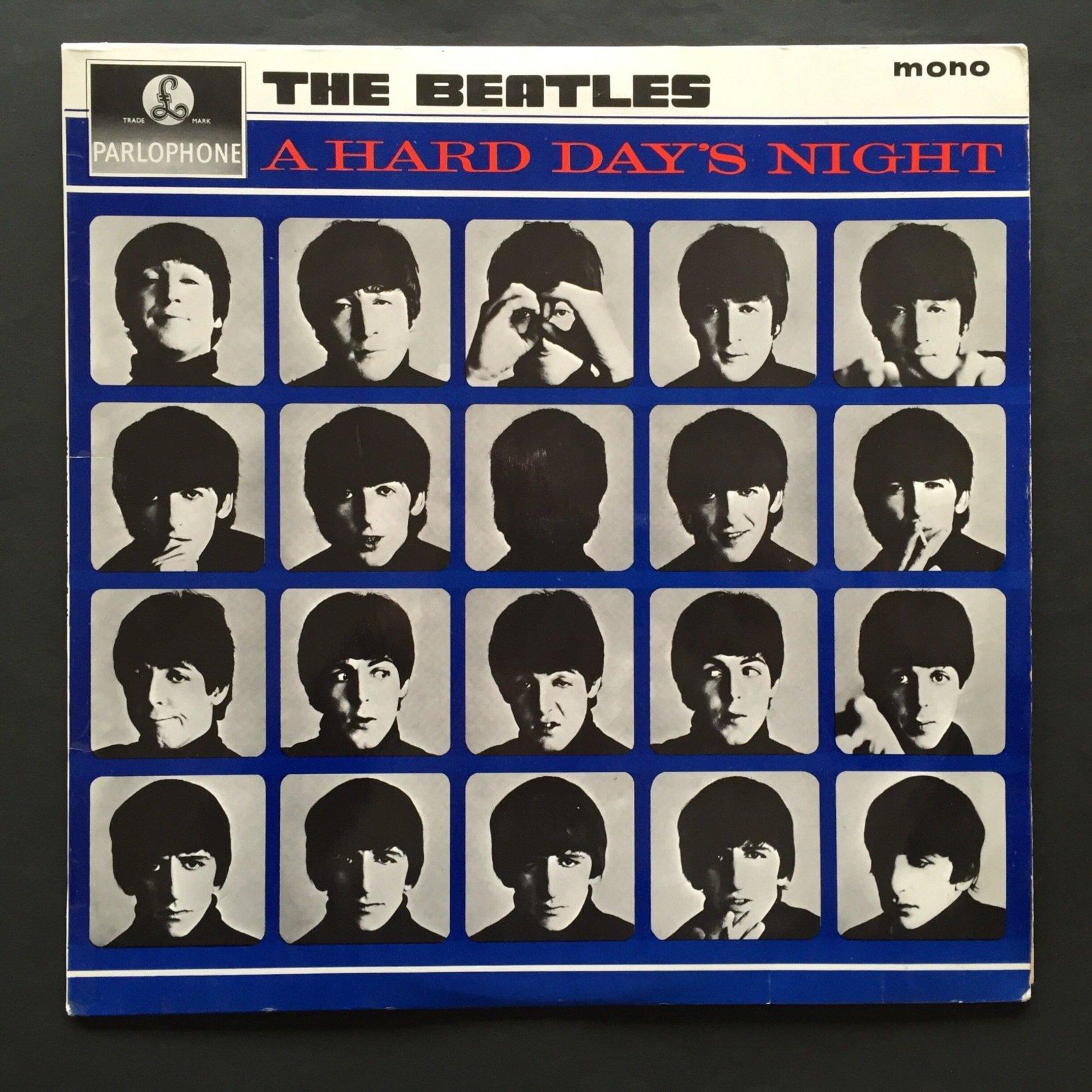 マトリックス XEX481-3N / 482-3N このアルバムのマトリックス1と2は無く(発見されておらず)3が最も初期とされている。