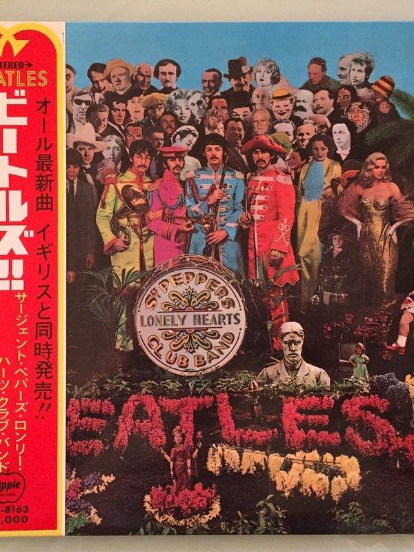 図鑑:日本・オデオン盤のビートルズ・レコード | MUUSEO SQUARE