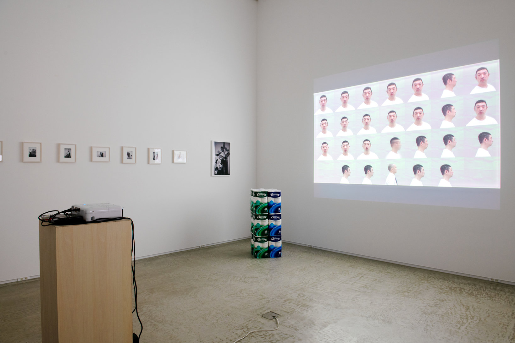 "Ken Kagami & COBRA""Romantic Comedy""2020 Installation view at MISAKO & ROSEN Courtesy of the artist and MISAKO & ROSEN, XYZ collective"