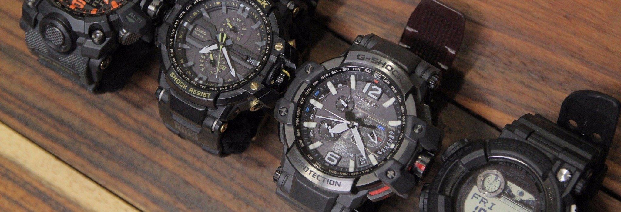 自分を奮い立たせてくれる腕時計。声優・阪口周平さんが語る、G-SHOCKの魅力とは。_image