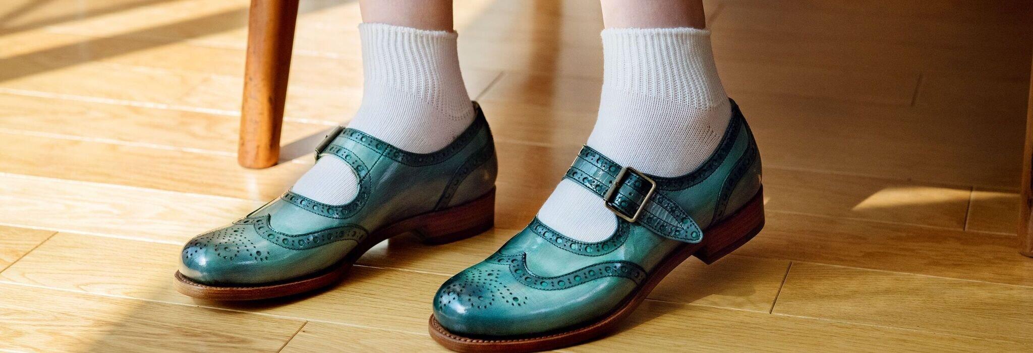 女性のライフスタイルを広げて深める「革靴」のススメ 第5回 いま履いている靴はどんな靴底?各製法の違いを知って、革靴選びのさらに深みへ_image