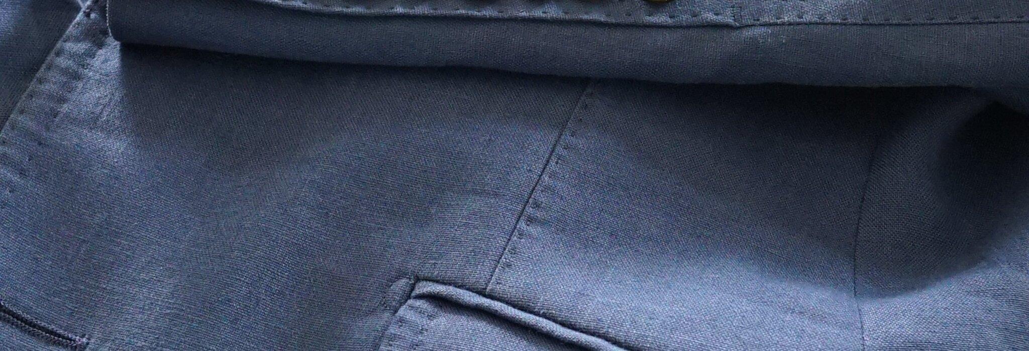 サマージャケットにぴったりな生地「アイリッシュリネン」を知る_image