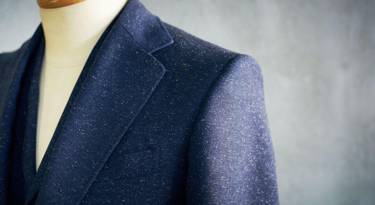 オーダージャケットに最適な秋冬シーズンの生地素材を知る。_image