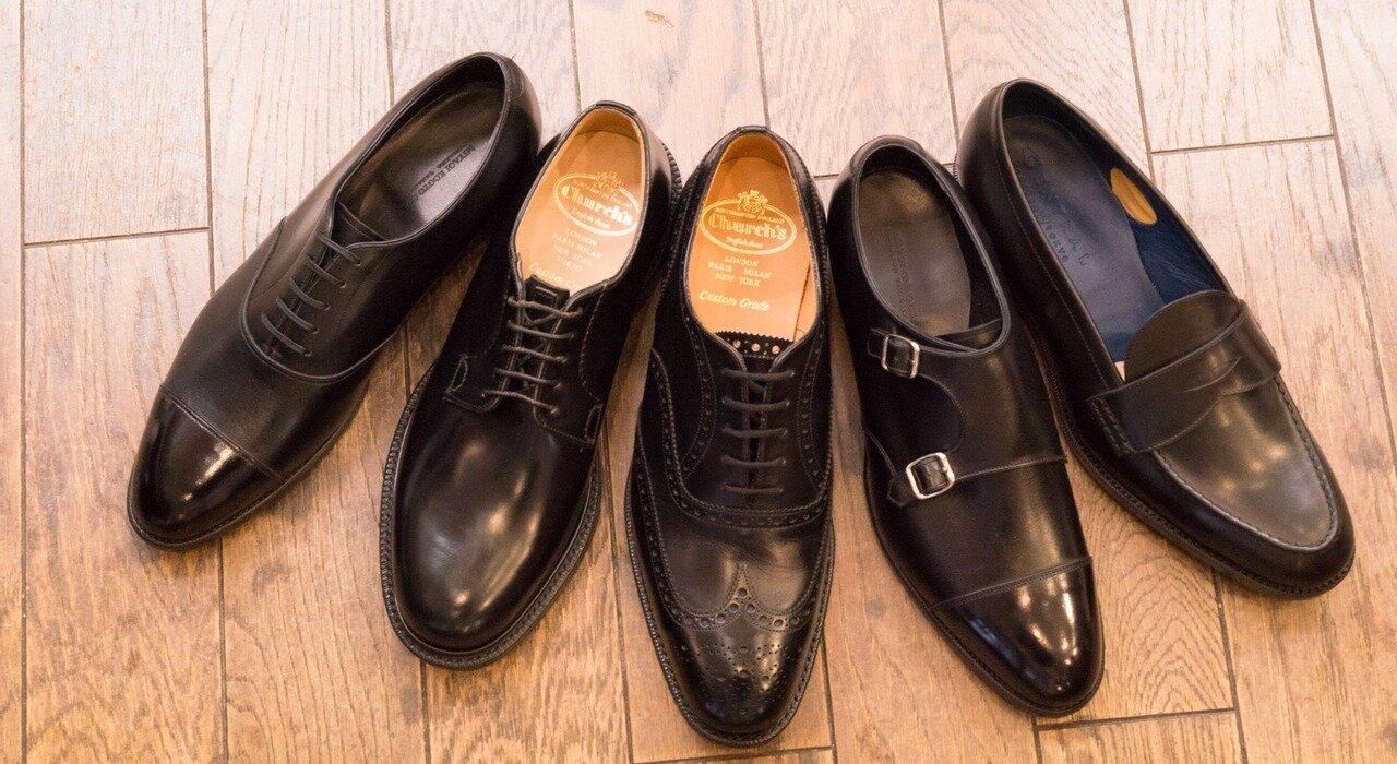 遂に本気の革靴デビュー! ワールドフットウェアギャラリーで初めての一足を選ぶ。_image
