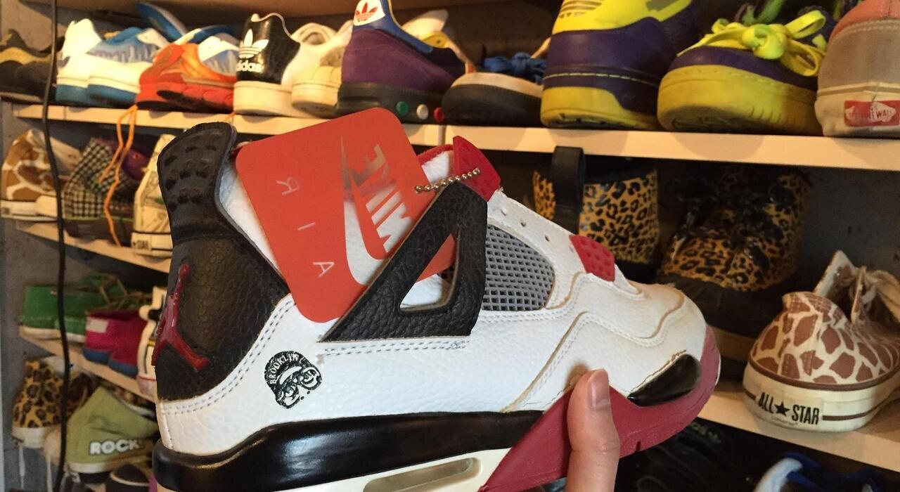 Nike、Adidas、Puma。300足以上のスニーカーを集めた柿内さんが考える、「集める時代」から「使う時代」へのシフトチェンジで得られたメリット。_image