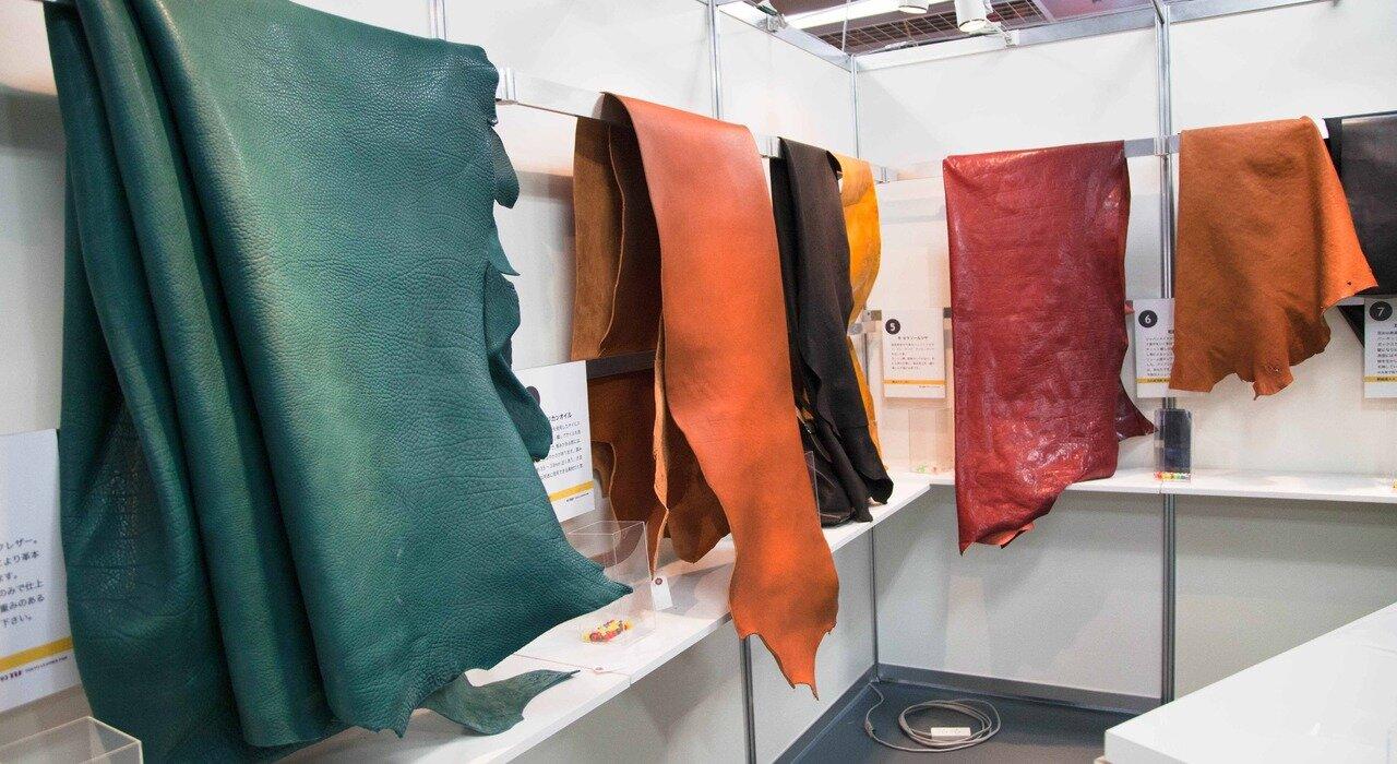 革の表情を自在にあやつる魔術師。染革工場カナメの染色、加工の匠の技にふれる。_image
