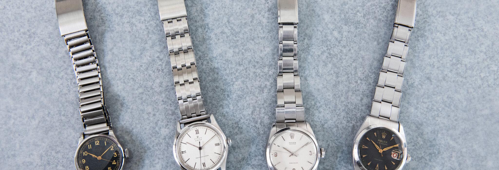 対談「ヴィンテージウォッチに合わせるベルト」ブレスレットは時計と年式を合わせて楽しむ!_image