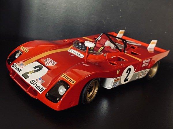 1/18 GMP フェラーリ 312PB - フェラーリ・ミニカー | MUUSEO