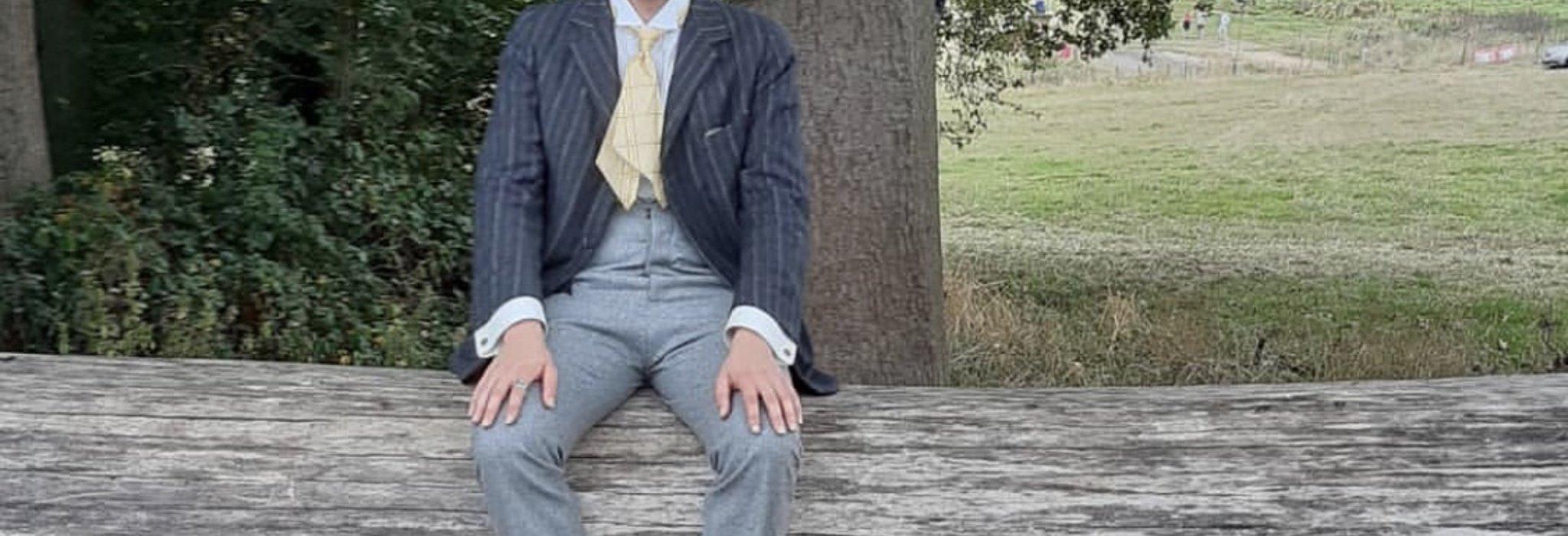 紳士服の過渡期、1920年代にスポットライトを当てるー20年代を彩った2つの流れ_image