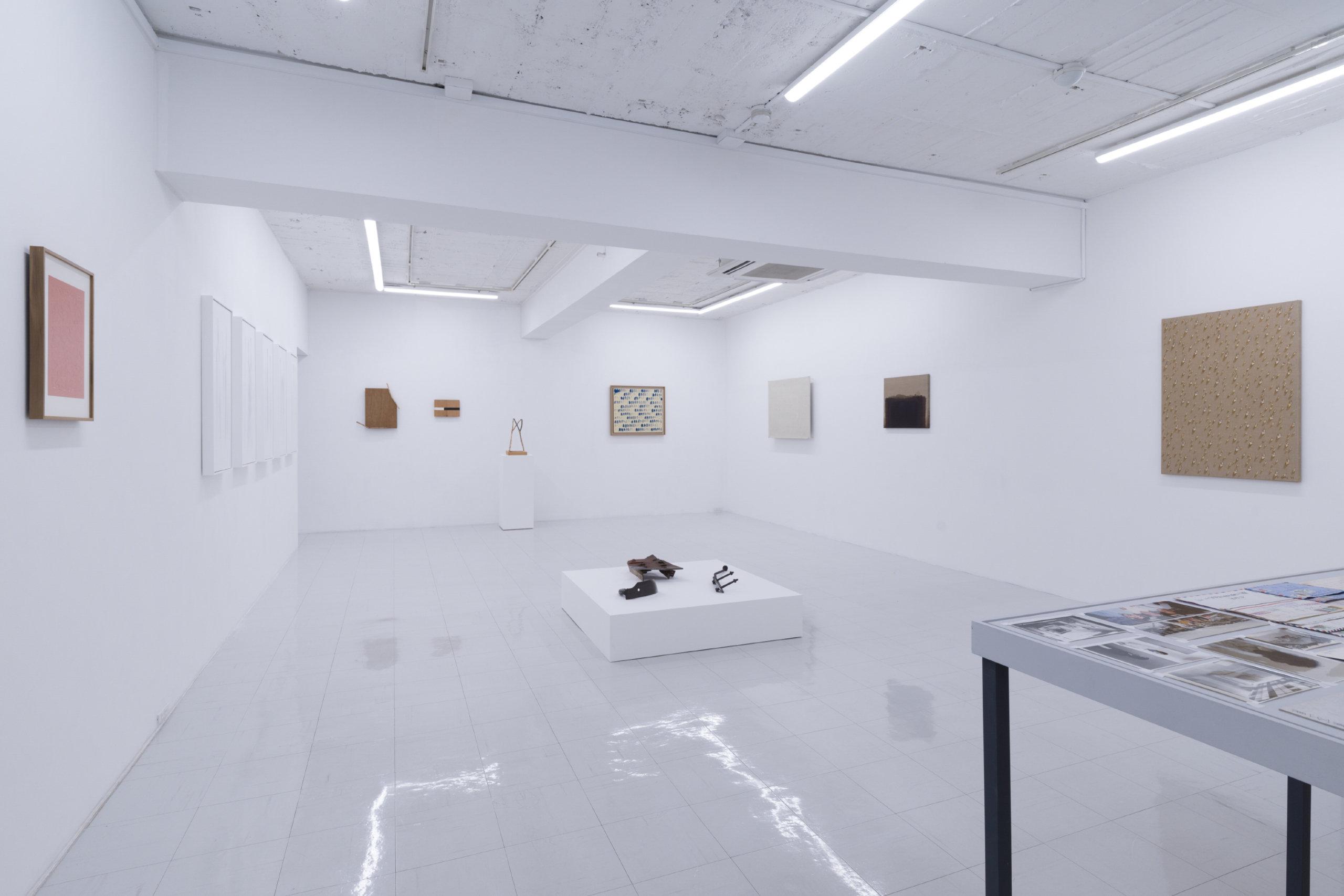 「東京画廊70年(後期)」 展示風景 東京画廊+BTAP(東京) 2020年11月28日 – 12月24日 Courtesy of Tokyo Gallery+BTAP / Photo: Kei Okano