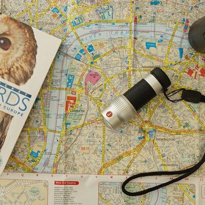 Leica(ライカ)の単眼鏡 シルバーライン モノビット は、イギリス滞在をより楽しくしてくれる、旅の仲間。_image