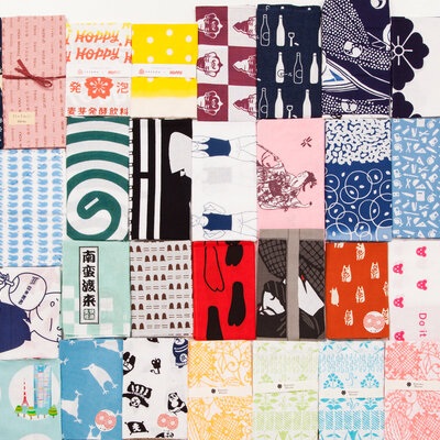 1枚の布地から広がる無限のアイデア。手ぬぐいに込められた、日本人の知恵と工夫を再発見!_image