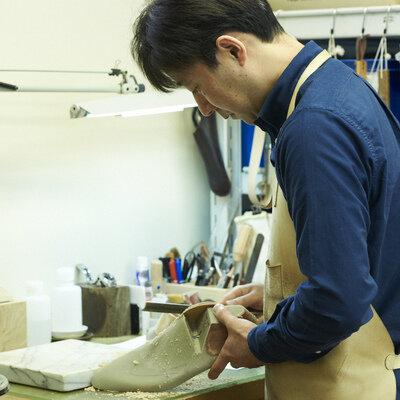 世界的評価を受けるHIRO YANAGIMACHI。聡明な靴が出来るまで。_image