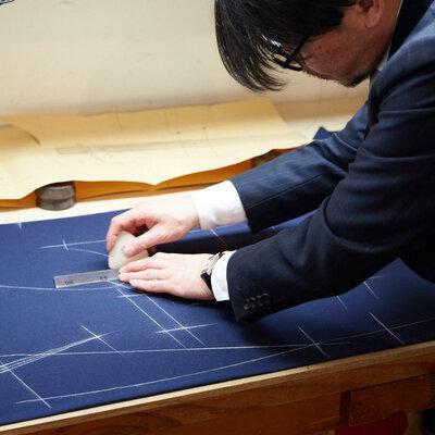 モッズスタイルを原点に確立された、LID TAILOR(リッドテーラー)根本修流スーツ&ジャケットのスタイルとは。_image