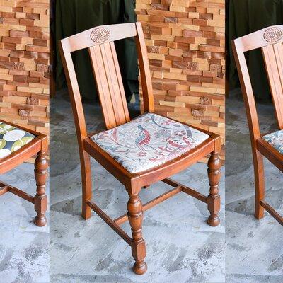 世界に一つだけの一脚にカスタム! 椅子の生地張り替えのススメ_image