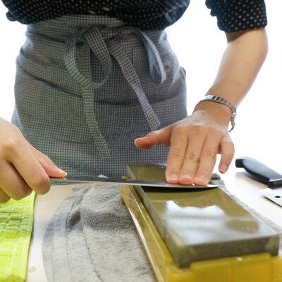 甦れ!あの切れ味。 少しの手間で効果てきめん、基本の包丁の研ぎ方を教わってきました。_image