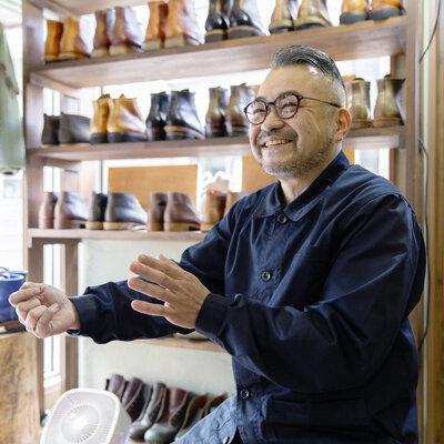 """見えない箇所での下準備が、""""見える美しさ""""に繋がる。手製靴「WHITE KLOUD」後藤庄一さんのゼロからのモノづくり_image"""