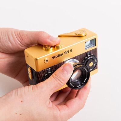 ローライ35。遊び心を刺激するフィルムカメラ_image