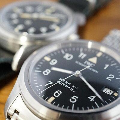 IWC マーク11とマーク12はシンプルなだけではない。身につけて胸が熱くなるパイロットウォッチの魅力とは。_image