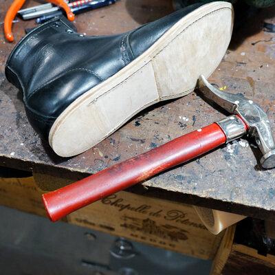 革靴のサイズ調整、どこまでできるの?_image