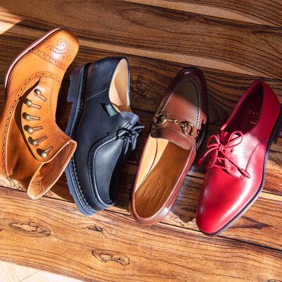 女性のライフスタイルを広げて深める「革靴」のススメ 第2回 革靴のバリエーションを知る。飯野高広の厳選17足!_image