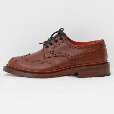 女性のライフスタイルを広げて深める「革靴」のススメ 第3回 デザインをより深く理解するための革靴ディテール用語_image