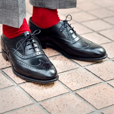 一歩進む女性はなぜ「革靴」に注目するの?_image