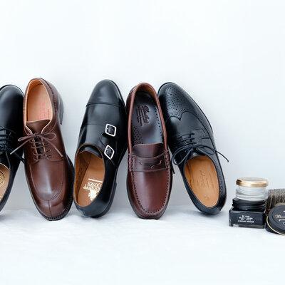 デザイン・スタイルを知ると「革靴」の選び方も深まる_image