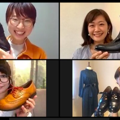 レディス革靴・座談会。プロ目線から、革靴の魅力と選び方、おすすめの一足を聞く 連載「革靴のススメ」番外編・前編_image
