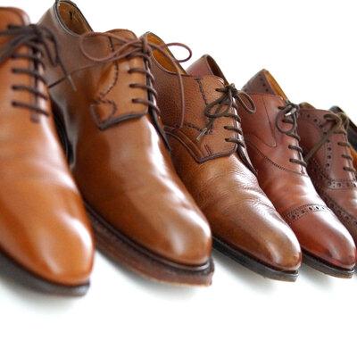 チャーチにエドワードグリーン。グラデーションも美しい革靴ブランドの茶色を独自の視点で解説。_image