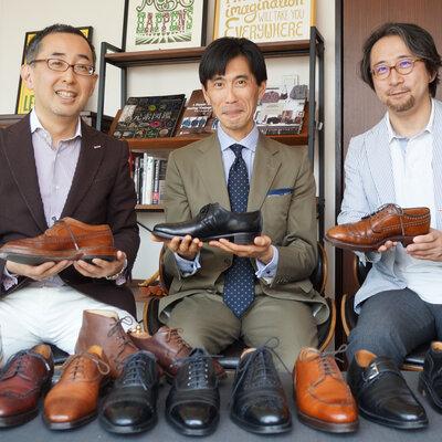 【前編】靴好きの3人が思いのままに語る革靴談義。僕らが靴のとりこになった理由。_image