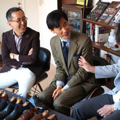 【後編】靴好きの3人が思いのままに語る革靴談義。僕らが愛する至極の3足。_image
