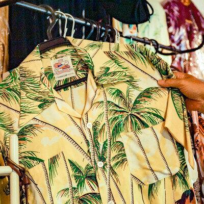 ヴィンテージ・アロハシャツ徹底解剖。多様な柄のルーツは「着物」?_image