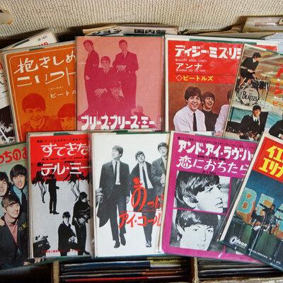ビートルズ・レコードの歴史_image