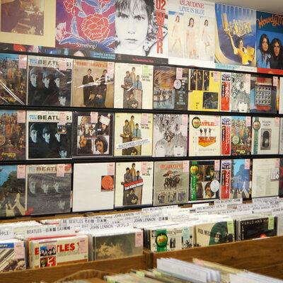 ロックのレコードだけで3万枚。ディスクユニオン新宿ロックレコードストアを訪問!_image