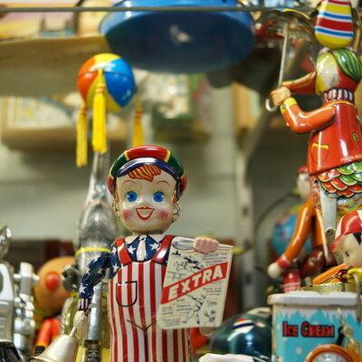 街角ブリキのおもちゃ博物館TIN's Cafe(ティンズ カフェ)_image