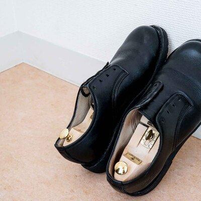 これで安心!革靴が雨に濡れた時の対処方法_image