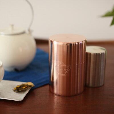 開化堂が手がける、優美で機能的な手作り銅製茶筒の魅力_image