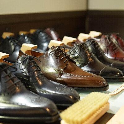 幕開けを迎える中国靴 ー名も無きビジネスシューズー_image