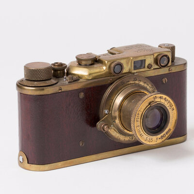模倣の中にも個性あり⁉︎ 世界中で作られたコピー品、ライカ型カメラ選_image