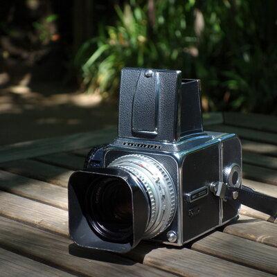 デジタル時代に、私はフィルムカメラを選ぶ。「HASSELBLAD(ハッセルブラッド) 500C」。_image