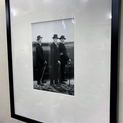 The Way Things Go石見豪が装いの土台にした一冊「August Sander: Citizens of the 20th Century」_image