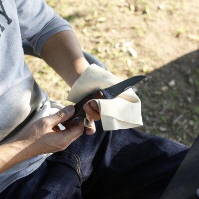 手入れをしながら少年時代に想いを馳せる、ナイフのある生活。_image