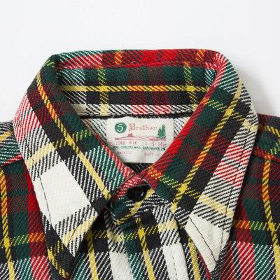 BIG MAC、FIVE BROTHER。バイヤーが教えるヴィンテージネルシャツのタグの見分け方とは?_image