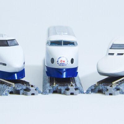 鉄道模型図鑑 新幹線編_image