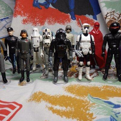 <スター・ウォーズ> ビンテージ ケナーのコレクション 〜 帝国軍(Galactic Empire)編 〜_image