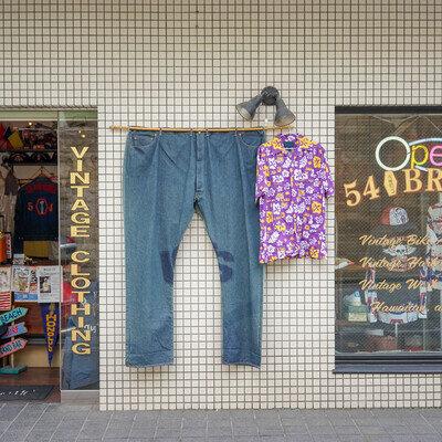 40年来のコレクターから古着屋に転身。恵比寿の古着屋「54BROKE」が受け継ぐ「当たって砕けろ」の精神_image