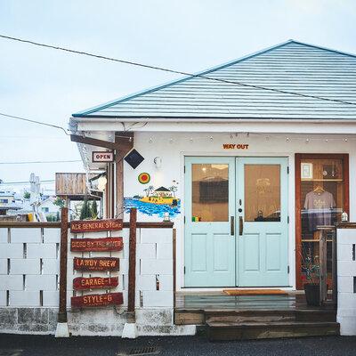 卸は通さず、通販もしない江ノ島の古着屋「ACE GENERAL STORE」。大事にしていることは、「時代と感性、そして仲間」。_image
